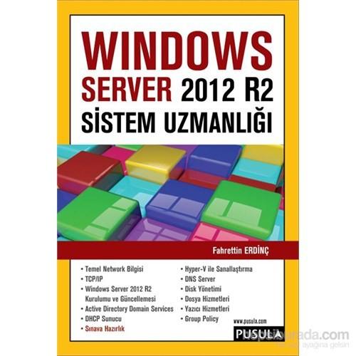 Windows Server 2012 R2 Sistem Uzmanlığı