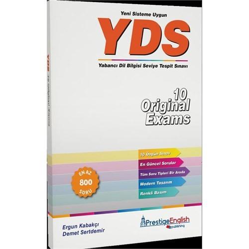Yds 10 Original Exams