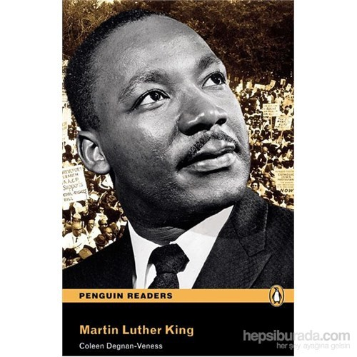 Plpr3:Martin Luther King & Mp3 Pack-Coleen Degnan-Veness