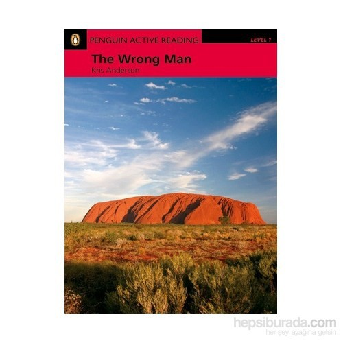 Plar1:The Wrong Man Book And Cd-Rom Pack-Kris Anderson
