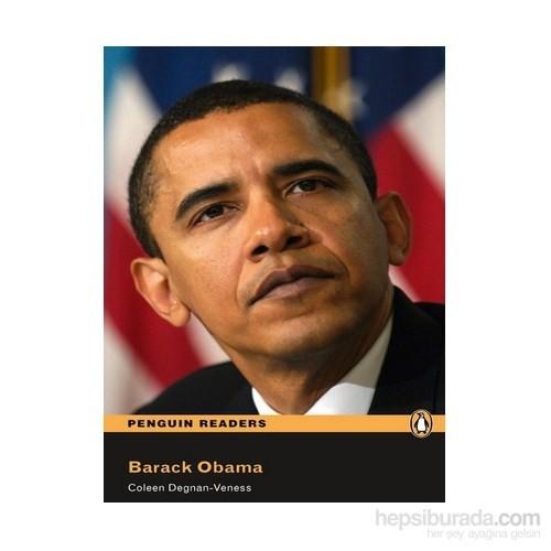 PLPR2:Barack Obama Book and MP3 Pack