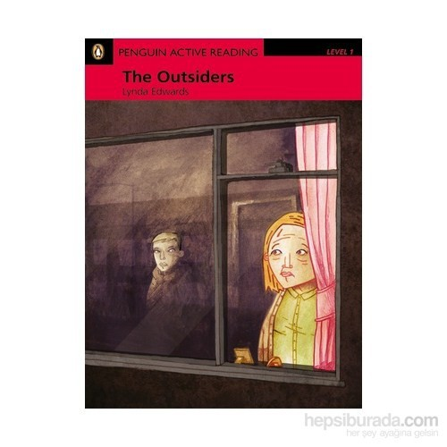 Plar1:The Outsiders Book And Mp3 Pack-Lynda Edwards
