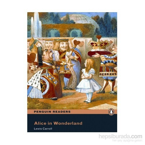 PLPR2:Alice in Wonderland Book and MP3 Pack