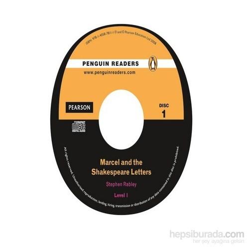 PLPR1:Marcel and the Shakespeare Letters Bk/CD Pack