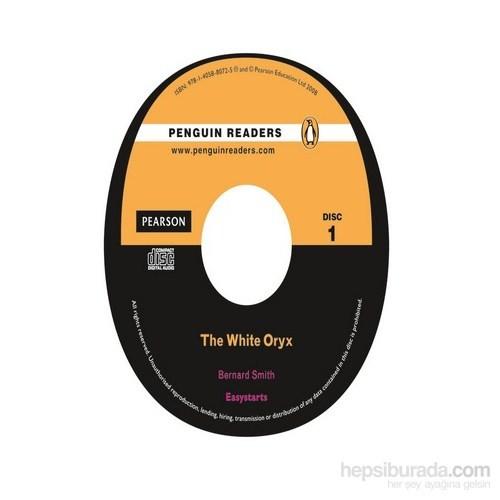 PLPRES:White Oryx, The Bk/CD Pack