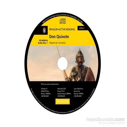 Plar2:Don Quixote Book And Cd-Rom Pack-Miguel De Cervantes Saavedra
