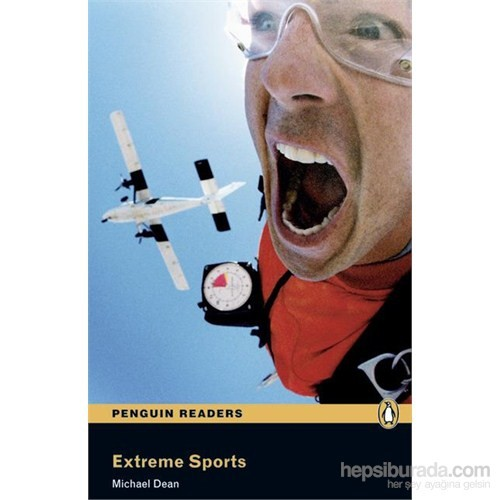 PLPR2:Extreme Sports Book and MP3 Pack