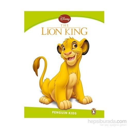 Penguin Kids 4 The Lion King Reader
