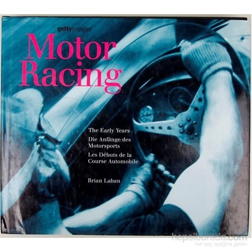 Motor Racing: The Early Years-Brian Laban