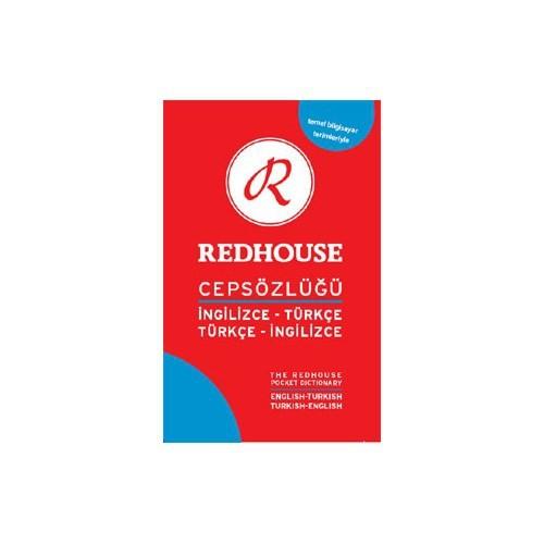 Redhouse Cep Sözlüğü İngilizce – Türkçe / Türkçe-İngilizce - Anna G. Edmonds