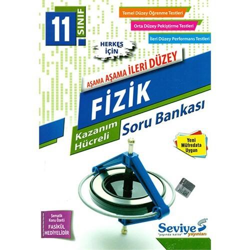 Seviye Yayınları 11. Sınıf Fizik Soru Bankası