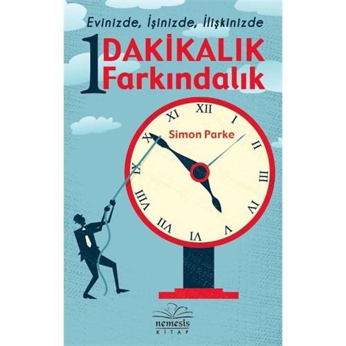 1 Dakikalık Farkındalık: Simon Parke-Simon Parke