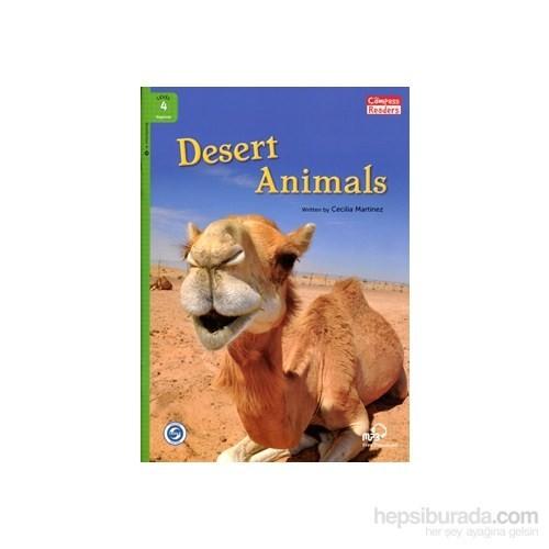 Desert Animals +Downloadable Audio (Compass Readers 4) A1