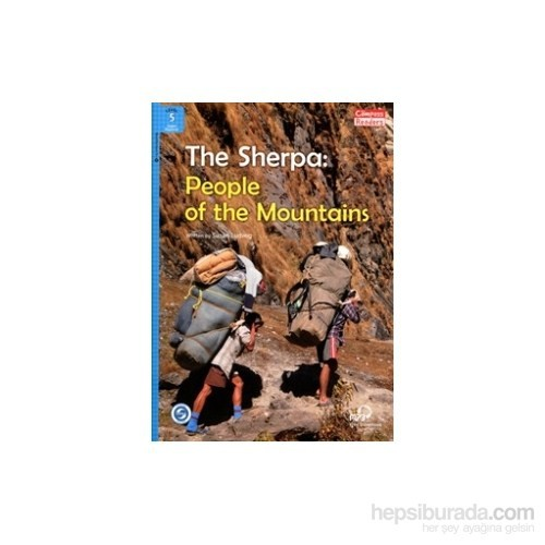 The Sherpa: People Of The Mountains + Downloadable Audio (Compass Readers 5) A2