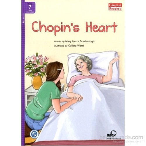 Chopin'S Heart +Downloadable Audio (Compass Readers 7) B2