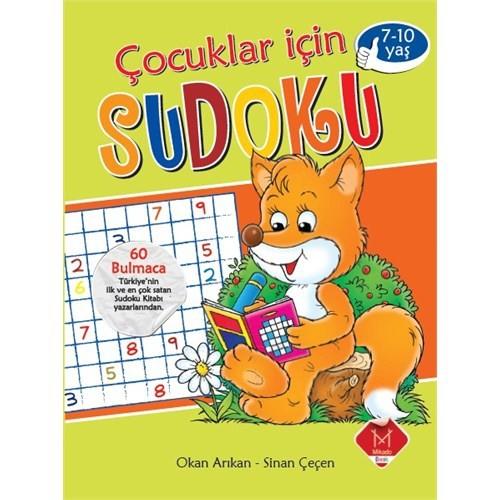 Çocuklar için Sudoku 7 - 10 yaş
