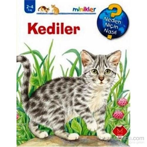 Minikler Serisi : Kediler - Patricia Mennen