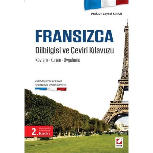 Fransızca Dilbilgisi Ve Çeviri Kılavuzu