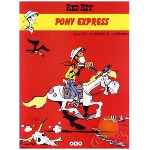 Red Kit - Pony Express