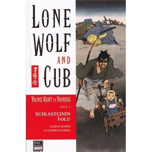 Yalnız Kurt Ve Yavrusu Cilt 1 - Suikastçinin Yolu-Kazuo Koike