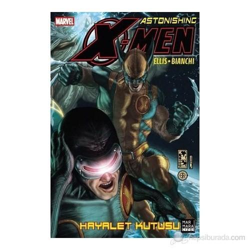 Astonishing X-Men - Cilt 5 (Hayalet Kutusu)-Kolektif
