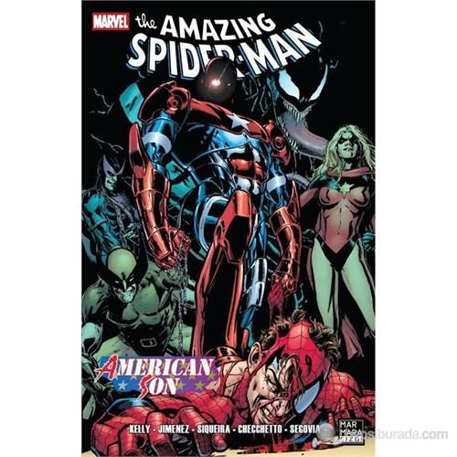 The Amazing Spider-Man 'American Son' (Cilt 10)