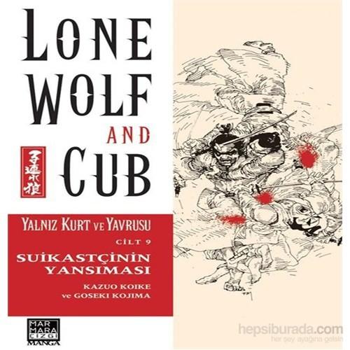 Yalnız Kurt Ve Yavrusu Cilt 9 – Suikastçinin Yansıması-Kazuo Koike