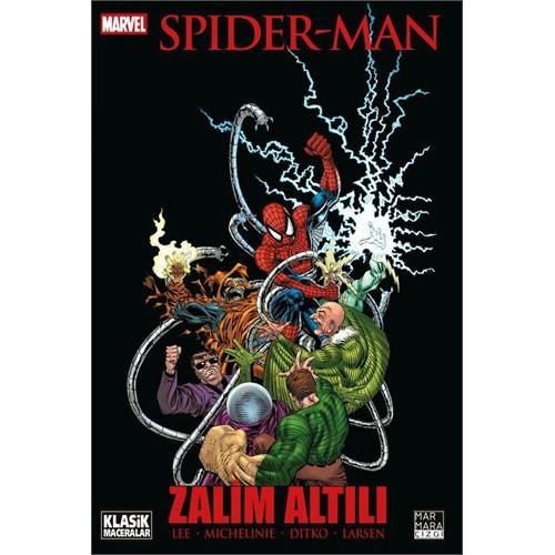 Amazing Spider-Man, Zalim Altılı