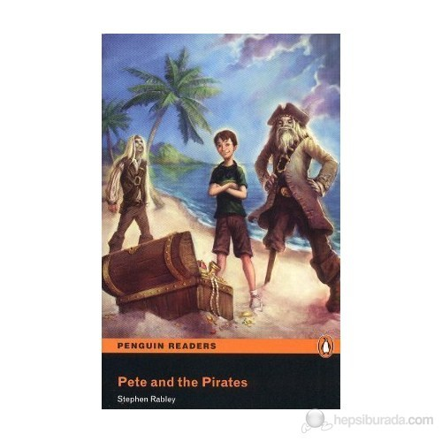 Pete And The Pirates-Stephen Rabley