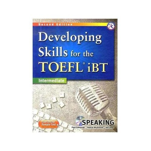 Developing Skills for the TOEFL iBT Speaking Book + MP3 CD (2nd Edition)