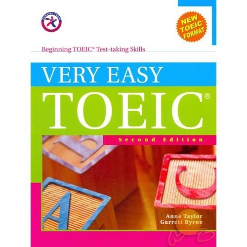 Very Easy Toeic Book + 2 Cds (second Edition)