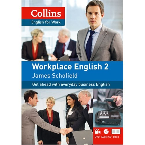 Collins Workplace English 2 with CD & DVD