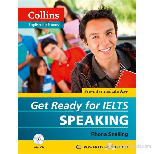 Collins Get Ready for IELTS Speaking +CD