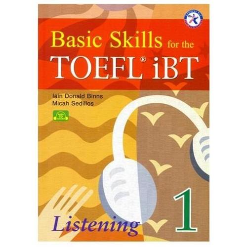 Basic Skills For The Toefl Ibt Listening 1 + 2CDS