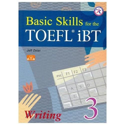 Basic Skills For The Toefl Ibt Writing 3 + Cd