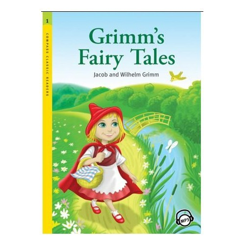 Grimm's Fairy Tales +MP3 CD (Level 1- Classic Readers)
