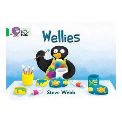 Wellies (Big Cat-5 Green)
