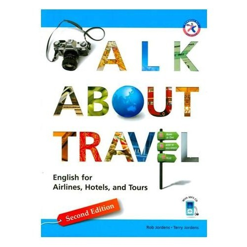 Talk About Travel + MP3 CD (Second Edition)