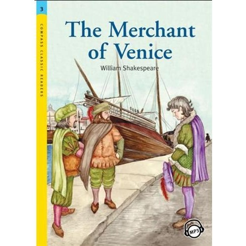 The Merchant of Venice +MP3 CD (Level 3- Classic Readers)