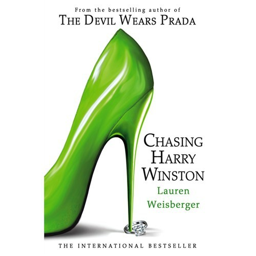 Chasing Harry Winston-Lauren Weisberger