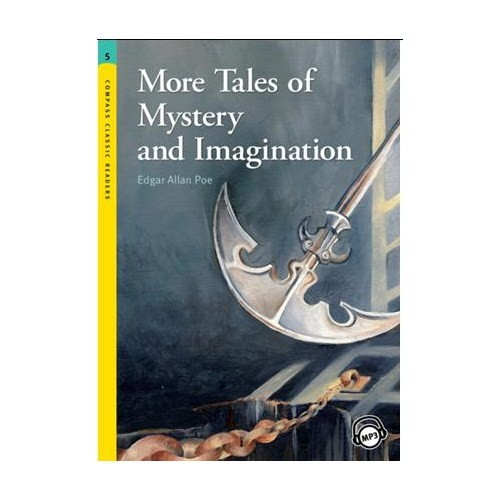 More Tales of Mystery and Imagination +MP3 CD (Level 5 -Classic Readers)