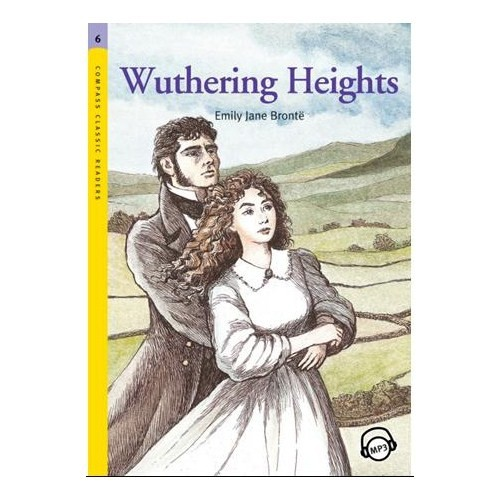 Wuthering Heights +MP3 CD (Level 6 -Classic Readers)