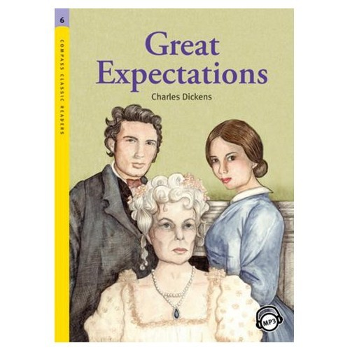 Great Expectations +MP3 CD (Level 6 -Classic Readers)