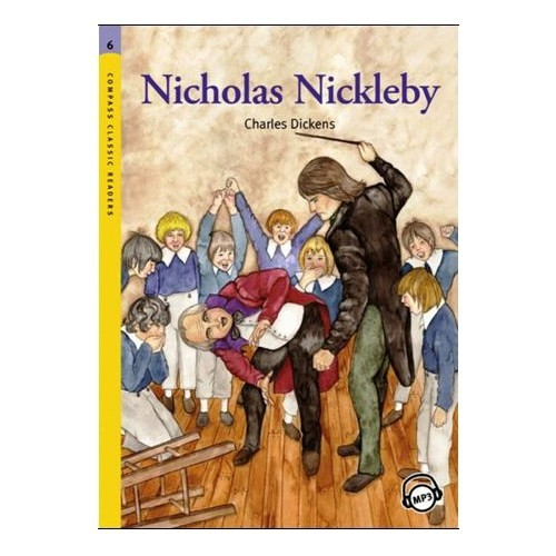 Nicholas Nickleby +MP3 CD (Level 6 -Classic Readers)