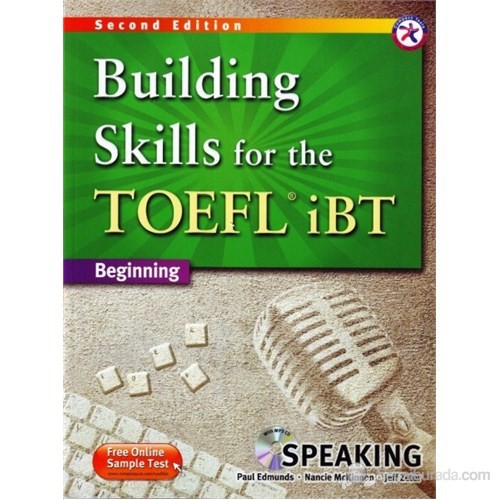 Building Skills for the TOEFL iBT with MP3 CD (2nd Edition)