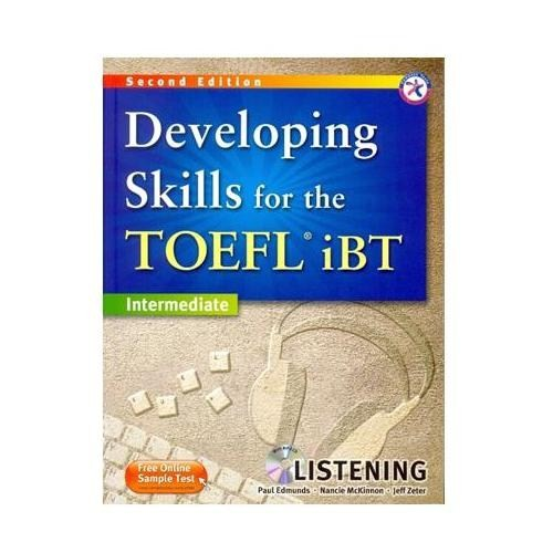 Developing Skills For The Toefl Ibt Listening Book + Mp3 Cd (2nd Edition)