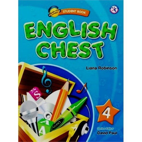 English Chest 4 Student Book +CD