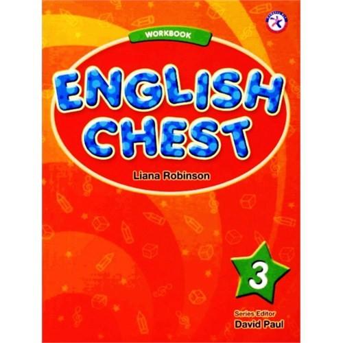 English Chest 3 Workbook