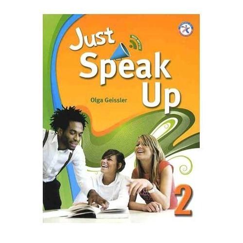 Just Speak Up 2+MP3 CD