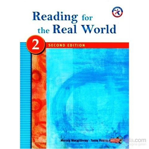 Reading for the Real World 2 +MP3 CD (2nd Edition)